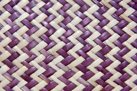 Basketweave pattern to be used as a background or backdrop Stock Photo - 10607002