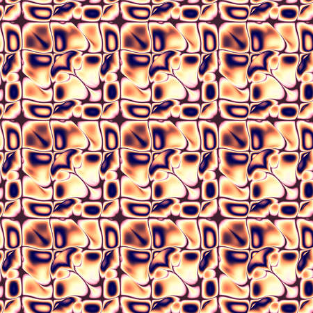 Abstract brown pattern art background Banque d'images