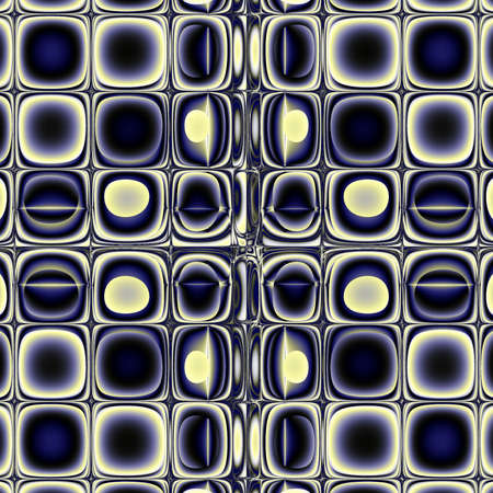 Dark blue and yellow abstract art background