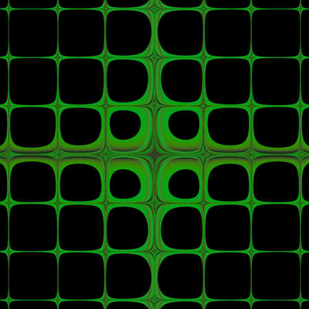 Green and black abstract art background