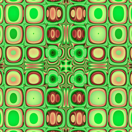 Neon green abstract art background Banque d'images