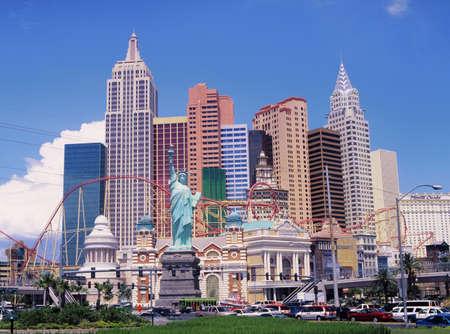 Las Vegas,Hotel New York  Sajtókép