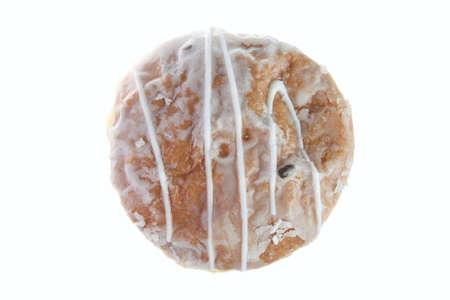 Doughtnut, knospen isoliert auf weißem Hintergrund Standard-Bild