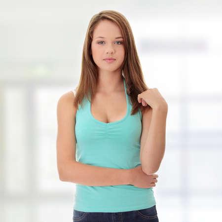 cute teen girl: Teen girl
