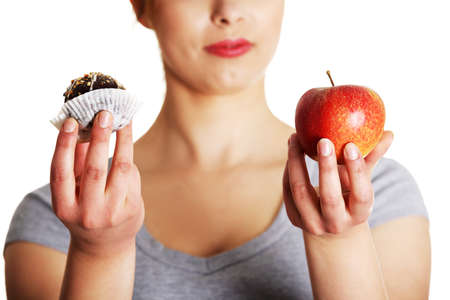 health care decisions: Sweets or apple- hard choice ?