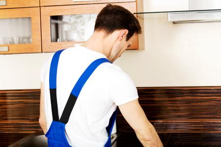 Berühmt Küchenschrank Reparatur Bilder - Küchen Ideen - celluwood.com