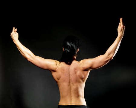 Mit nackt frauen muskeln achten frauen