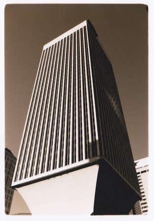sky scraper: ranier tower Stock Photo