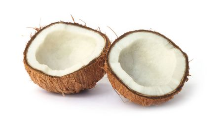 aceite de coco: Coco para la preparaci�n de aceite