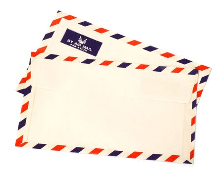 Two envelope photo