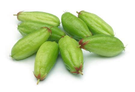 bilimbi: Bilimbi fruits of South East Asia Stock Photo