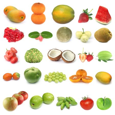Fruit collection photo