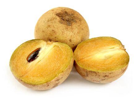 Sapota fruits photo