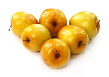jujube: Ripe juicy jujube fruits