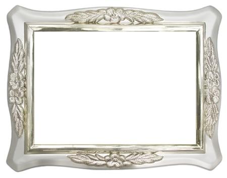 Silver Photo frame photo