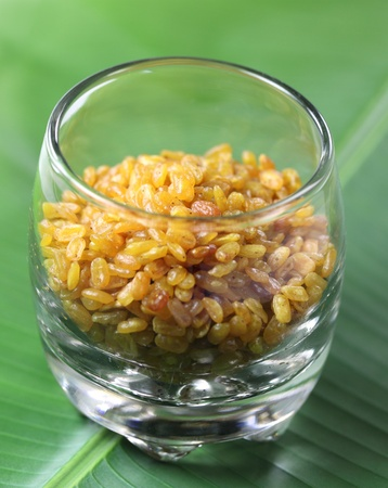 uncoated: Mung dal Stock Photo