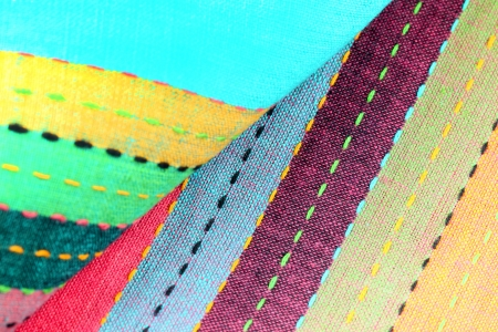 Fabric background close up Stock Photo - 16531103