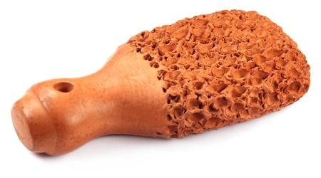 scrubber: Foot scrubber