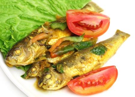 Tatkini fish curry of Indian subcontinent Stock Photo - 17610411