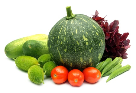 Fresh vegetables Stock Photo - 20612382