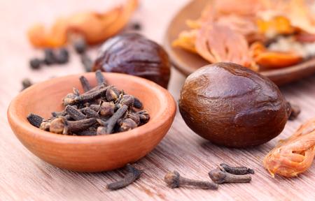indian spices: Indiase specerijen Stockfoto