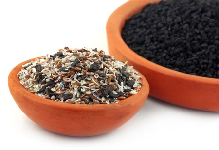 purgative: Medicinal herbs with black cumin