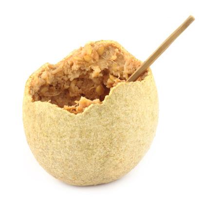 Wood apple or Kod bel of Southeast Asia