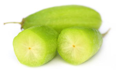 bilimbi: Sliced Bilimbi fruits