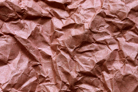 crooked: Background of crooked brown paper Stock Photo