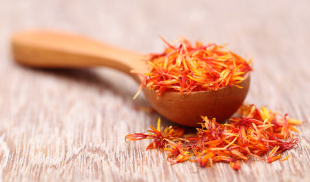 colorant: Safflower used as a food additive