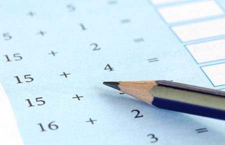 preliminary: Preliminary mathematics with a pencil