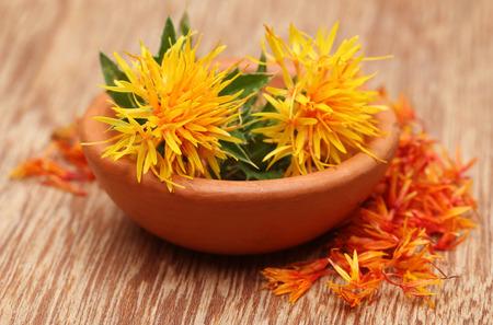 ersatz: Safflower used as a food additive