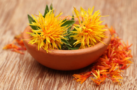 Safflower used as a food additive