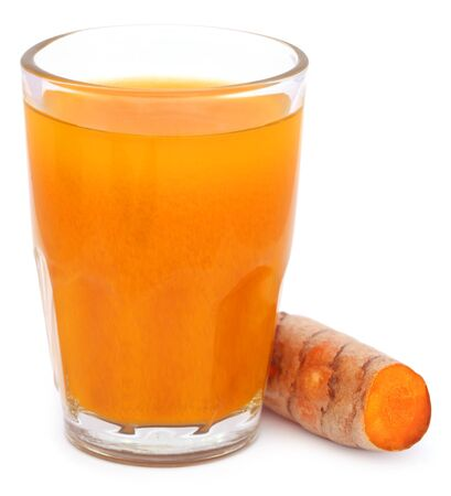 extract: Raw Turmeric with extract