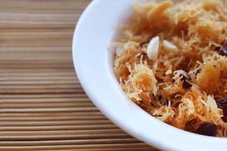 Bengali Vermicelli Dessert of Southeast Asia