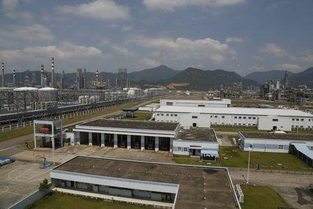 industria petroquimica: �rea de la industria petroqu�mica