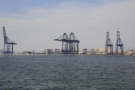 industrial park: Industrial park  Editorial