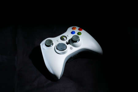 Video Game Controller 版權商用圖片
