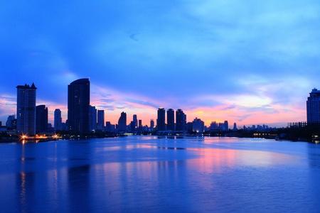 City Of Bangkok Thailand photo