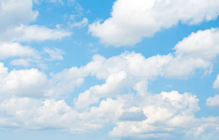 Blue Skies White Clouds Stock Photo - 6876086