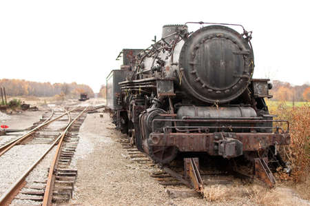 Forgotten Steam Locomotive
