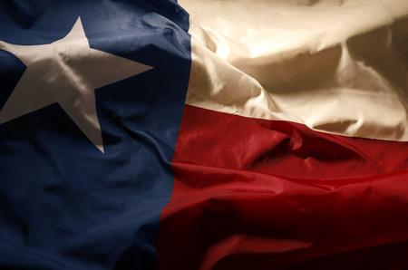 The Texas flag