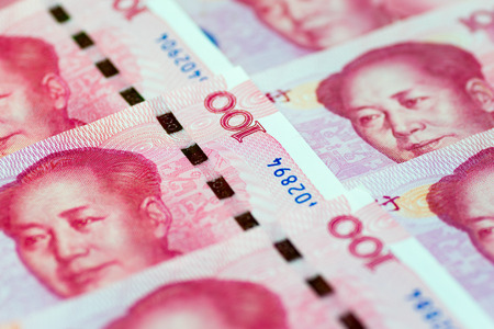 emerging economy: Image of Chinese economy, with the Chinese yuan currency