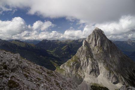 Ehrwalder Sonnenspitze peak photo
