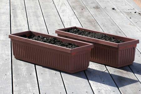 jardineras: Planters Shadow