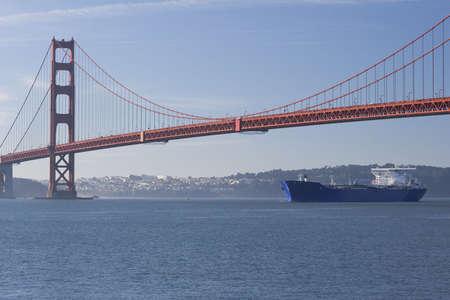 Freight Bridge Stock Photo - 2244987