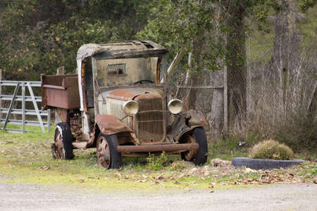 Historische Truck