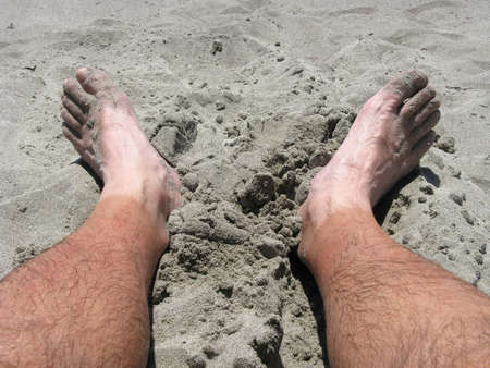 dirty feet: Two Feet