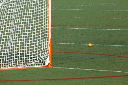 Ball en Goal