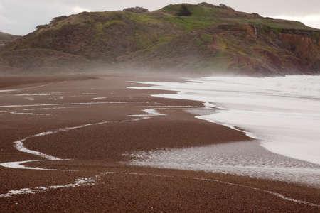 mists: Beach Mists Stock Photo